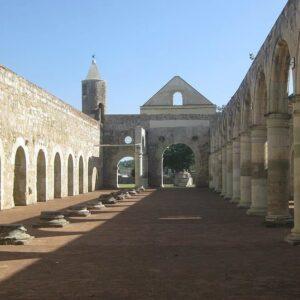 vista de la iglesia de cuilapam